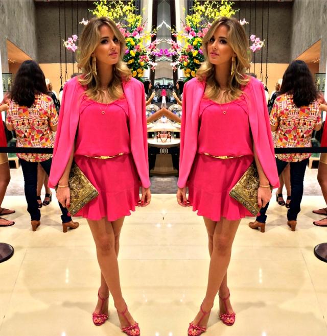 look-da-noite-look-pink-all-pink-blazer-pink-vestido-pink-sandália-pink-pedras-luiza-barcelos-marina-casemiro-1