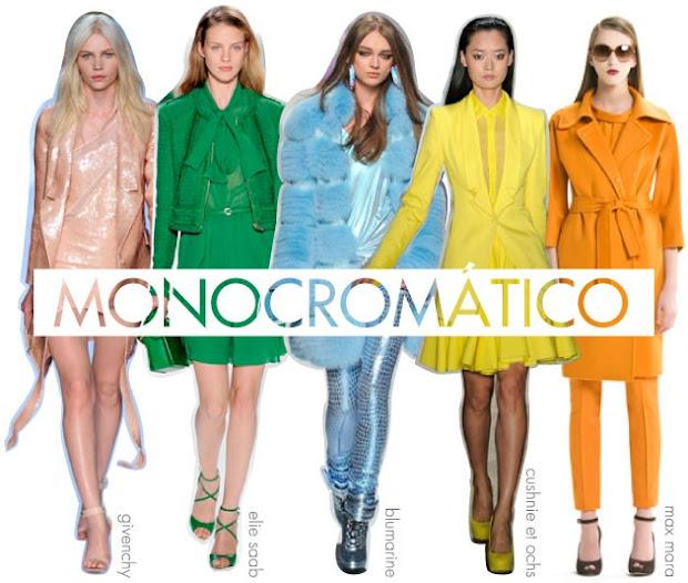 monocromaticos