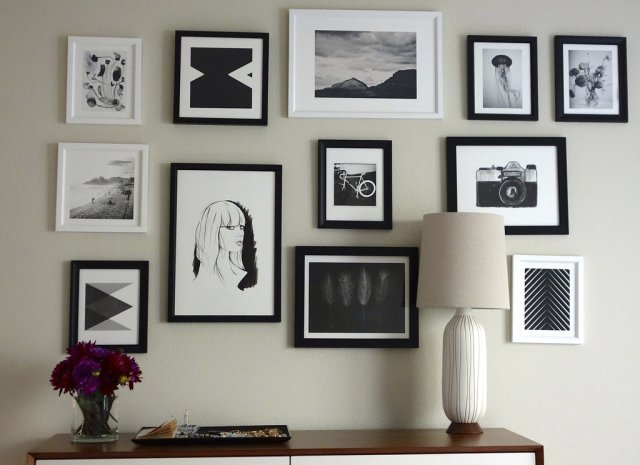 Easy-Gallery-Wall